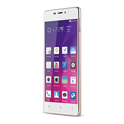 BLU Vivo Air Smartphone - Unlocked - White Gold