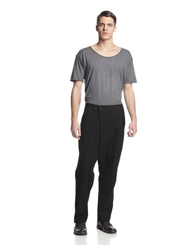 Alexandre Plokhov Men's Fold Over Trouser