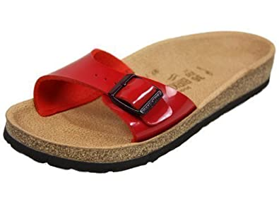 Birkenstock - Relax 100 - Red Patent - Size 36