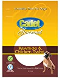 IMS 50-Piece Rawhide Wrapped Chicken Sticks Pet Treats