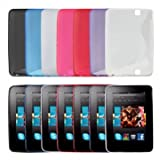 S-Line TPU Gel Silicone Case For Amazon Kindle Fire HD 7 Inch --- Color:Black