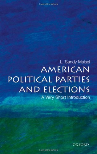 American Political Parties and Elections: A Very Short Introduction PDF