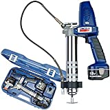 Lincoln Lubrication 1844 18 Volt Cordless Grease Gun with 2 Batteries