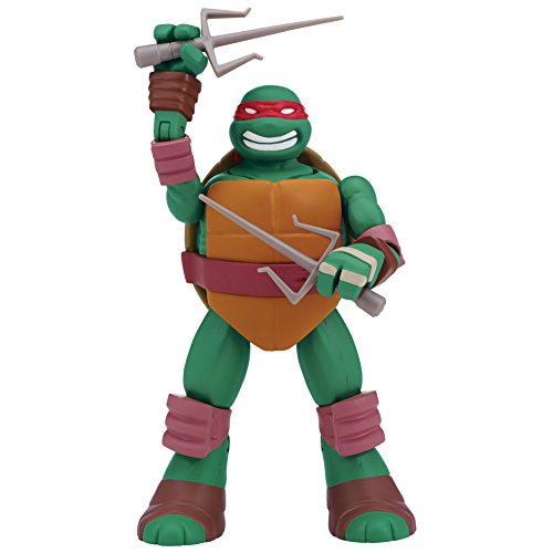 Teenage Mutant Ninja Turtles Head Droppin' Raphael Figure Action Figure