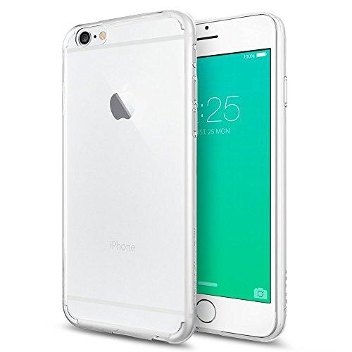 iPhone6S ケース, Spigen® リキッド・クリスタル Apple アイフォン6s iPhone 6S / iPhone6 ケース  (国内正規品) (2015) (iPhone6S / iPhone6 対応, クリスタル【SGP11596】)