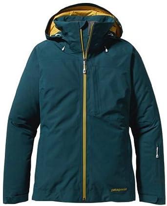 Buy Patagonia Insulated Powder Bowl Jacket - Ladies - Medium, Tidal Teal by Patagonia