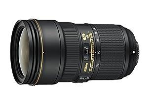 Nikon AF-S FX NIKKOR 24-70mm f/2.8E ED Vibration Reduction Zoom Lens with Auto Focus for Nikon DSLR Cameras