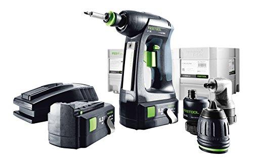 Sale!! Festool C18 Li 5.2 Set 564616 Cordless Drill