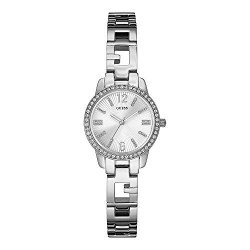 orologio solo tempo donna Guess Ladies Blue classico cod. W0568L1