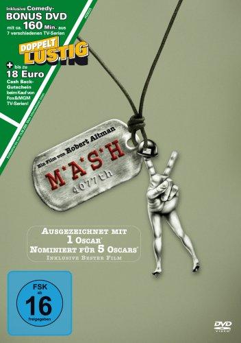 M*A*S*H (+ Bonus DVD TV-Serien)