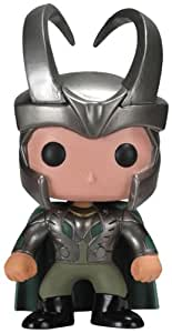 Amazon.com: Funko Pop Marvel Thor 02 Loki Vinyl Bobblehead ...