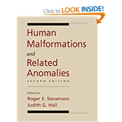 Human Malformations and Related Anomalies, 2nd edition