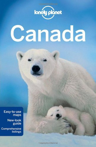 Lonely Planet Canada (Country Travel Guide)