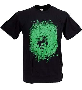 Tshirtmystyle- Banksy Jimi Hendrix Bush Graffiti Art men t-shirt