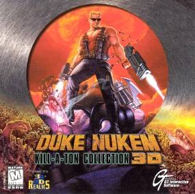 Duke Nukem 3D Kill-A-Ton Collection by 3D Realms/Gt Interactive