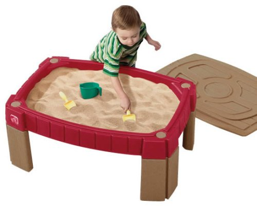 Step2  Naturally Playful Sand Table (Outdoor Water Table For Toddlers compare prices)