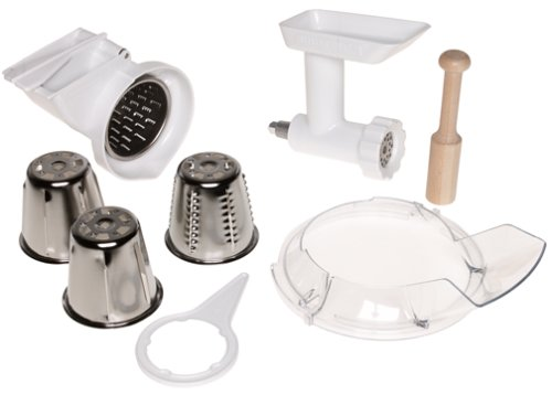 KitchenAid KGPA Mixer Attachment Pack for Stand Mixers