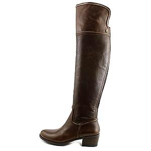 Vince Camuto Baldwin Women US 8 Brown Over the Knee Boot