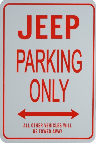 jeep-parking-only-sign