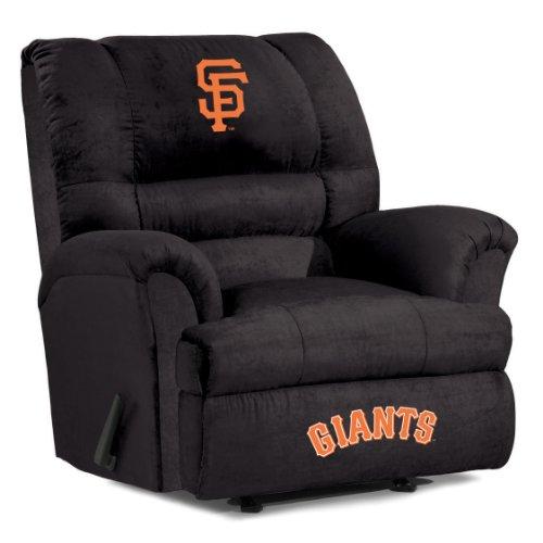 MLB San Francisco Giants Big Daddy Microfiber Recliner - 1