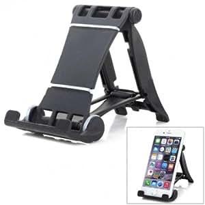 Universal 90 Rotation ABS Desktop Holder For iPhone iPad Cellphone