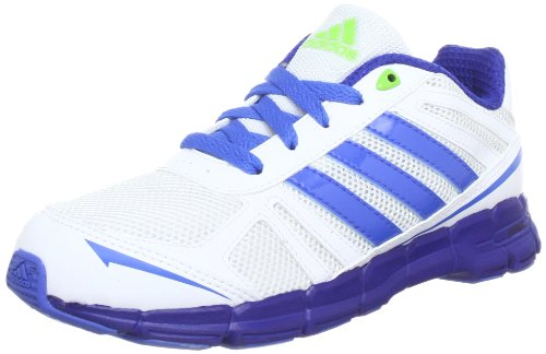 Adidas Performance Children's White/Blue Adifast Running Shoes 11.5 Child UK