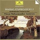 Masters - Brahms: Sinfonie Nr. 2 / Akademische Festouvert�re