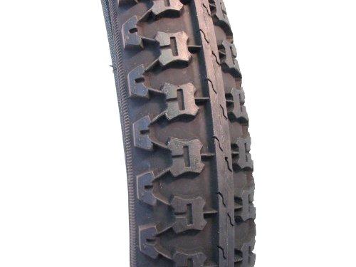 Filmer Fahrradreifen /  Fahrraddecke 26 x 1,75 Pannenschutz, Nylon, schwarz, 45322