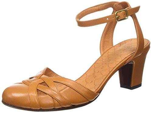 Chie mihara zoko, sandales femme - marron -...