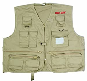 Eagle claw youth fishing vest small for Toddler fishing vest