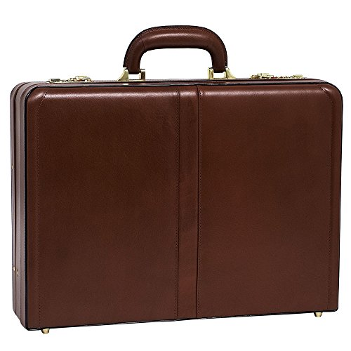 mcklein-usa-harper-expandable-attache-case-v-series-18-briefcase-in-brown