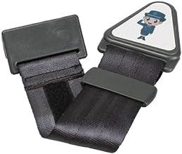 Vktech Safety Seat Belt Adjuster Adjustable Lock Buckle Strap for Child Kids