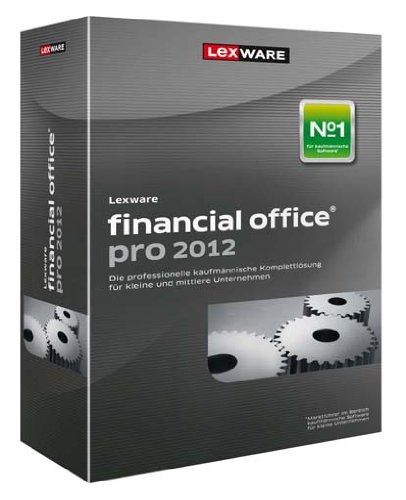 Lexware Financial Office Pro 2012 Update (Version 12.00) (ben&#246;tigt Zusatzupdate ab 01.06.2012), PC