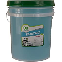 Ready Mix Glass Cleaner 5 Gallon - Alchohol Based