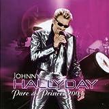 Johnny Hallyday au Parc des Princes 2003 - (inclus un livret de 16 pages)