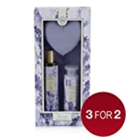 The Floral Collection Prepare To Sleep Gift Set