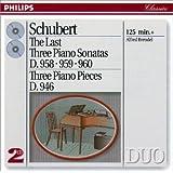 """Duo - Schubert (Sp�te Klaviersonaten)von """"Alfred Brendel"""""""