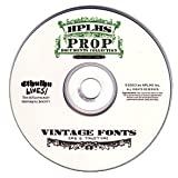 HPLHS Font CD Volume 1
