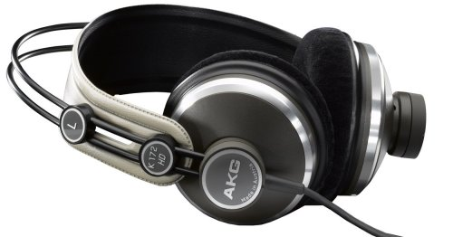 Akg Acoustics K 172 Hd High-Definition Closed-Back Studio-Quality Headphones