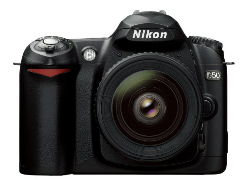 Nikon D50 (with 18-55mm Lens)