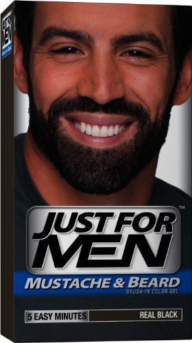 just for men brush in gel de - Gel Colorant Cheveux Homme
