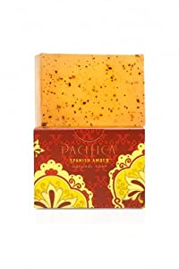 Pacifica Spanish Amber 6oz Bar Soap by Pacifica