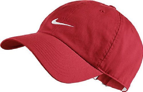 02f675272 NIKE Cap: Nike Heritage 86 Dri-Fit Cap - Varsity Red/ Flint Grey One ...