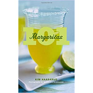 101 Margaritas cookbook