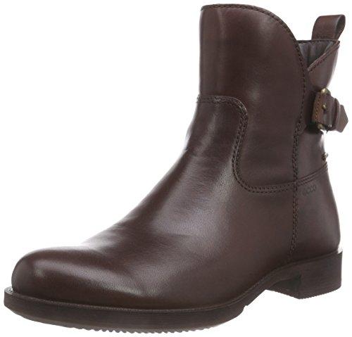 ecco-saunter-bottes-classiques-femme-marron-mink-40-eu