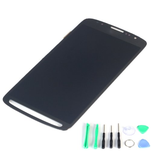 Generic Lcd Display +Touch Screen Digitizer Assembly For Samsung Galaxy S4 Active I9295 I537