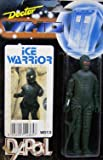 Vintage Ice Warrior Dapol Doctor Who action figure