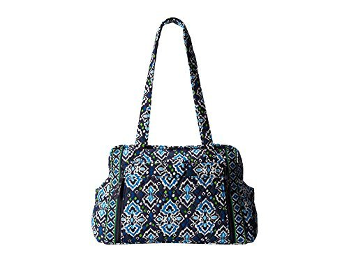 Vera Bradley Make a Change Baby Bag in Ink Blue - 1