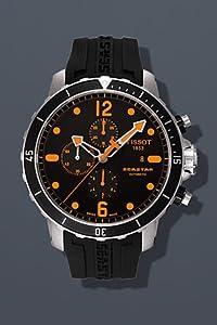 Tissot Men's T066.407.17.047.00 Blue Dial T Sport Watch