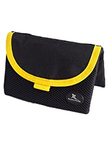 NEW 2014 Running Buddy Yellow - Attachable, Water-resistant, Magnetic Running Pouch!... by Running Buddy